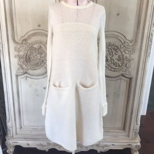 BEAUTIFUL FREE PEOPLE KNITTED DRESS